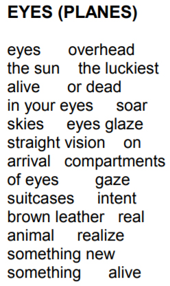Eyes (Planes) by James Croal Jackson