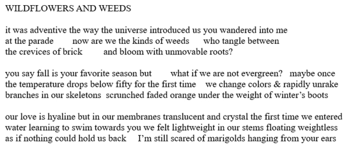 Wildflowers and Weeds by James Croal Jackson
